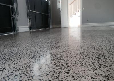 garage-flooring-polished-concrete-OzGrind-Polished-concrete-brisbane