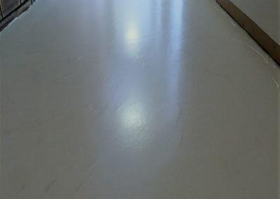 White Feather finish ozgrind polished concrete