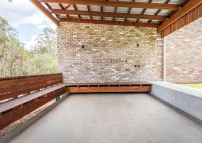 honed concrete ozgrind outdoor concrete finishes brisbane