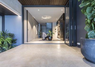 ozgrind honed concrete flooring