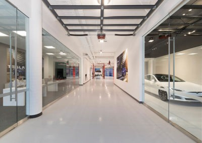 OzGrind-Polished-Concrete-Lloyd-Group-Tesla-Showroom-01