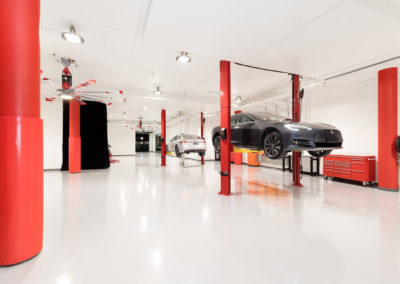 OzGrind-Polished-Concrete-Lloyd-Group-Tesla-Showroom-06