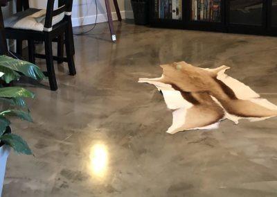 Feather Finish Concrete Flooring and Polishing 3