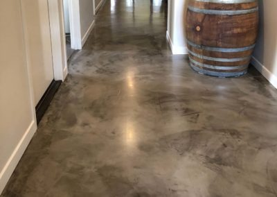 Feather Finish Concrete Flooring and Polishing 4