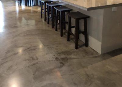 Feather Finish Concrete Flooring and Polishing 6
