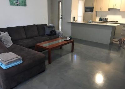Feather Finish Concrete Flooring and Polishing 8