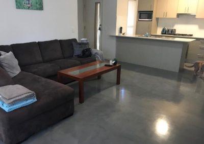 Feather Finish Concrete Flooring and Polishing 8