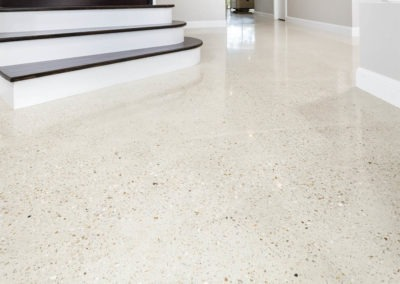 Arbour Street Sherwood Mechanically Polished Concrete Min Exposure Semi Gloss 1