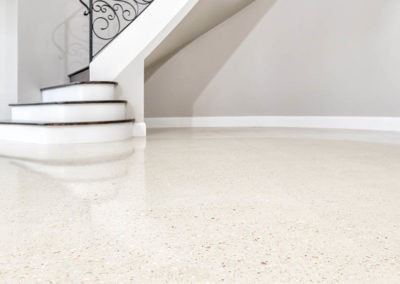 Arbour Street Sherwood Mechanically Polished Concrete Min Exposure Semi Gloss 6
