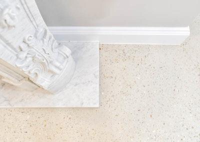 Arbour Street Sherwood Mechanically Polished Concrete Min Exposure Semi Gloss 7