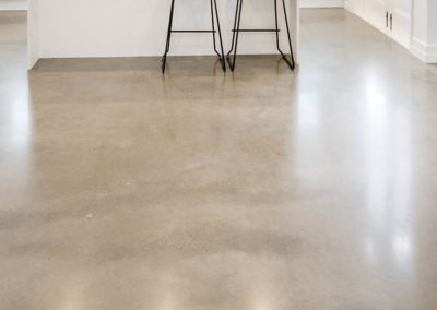 Gordon Park House Mechanically Polished Concrete Nil Exposure Matte 1
