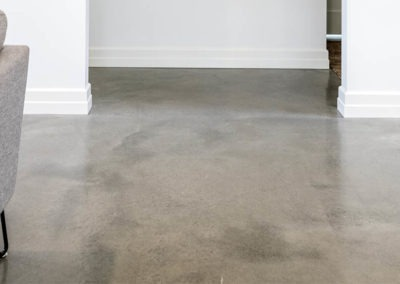Gordon Park House Mechanically Polished Concrete Nil Exposure Matte 10