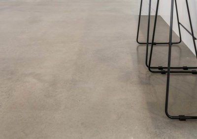 Gordon Park House Mechanically Polished Concrete Nil Exposure Matte 11