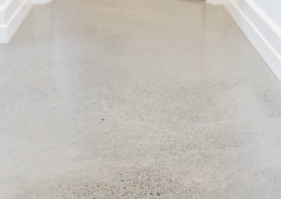 Gordon Park House Mechanically Polished Concrete Nil Exposure Matte 4
