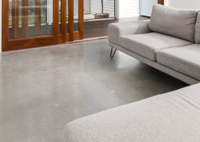 Gordon Park House Mechanically Polished Concrete Nil Exposure Matte 5