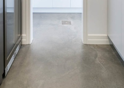 Gordon Park House Mechanically Polished Concrete Nil Exposure Matte 8