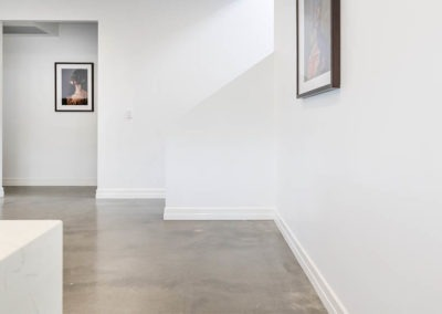 Gordon Park House Mechanically Polished Concrete Nil Exposure Matte 9